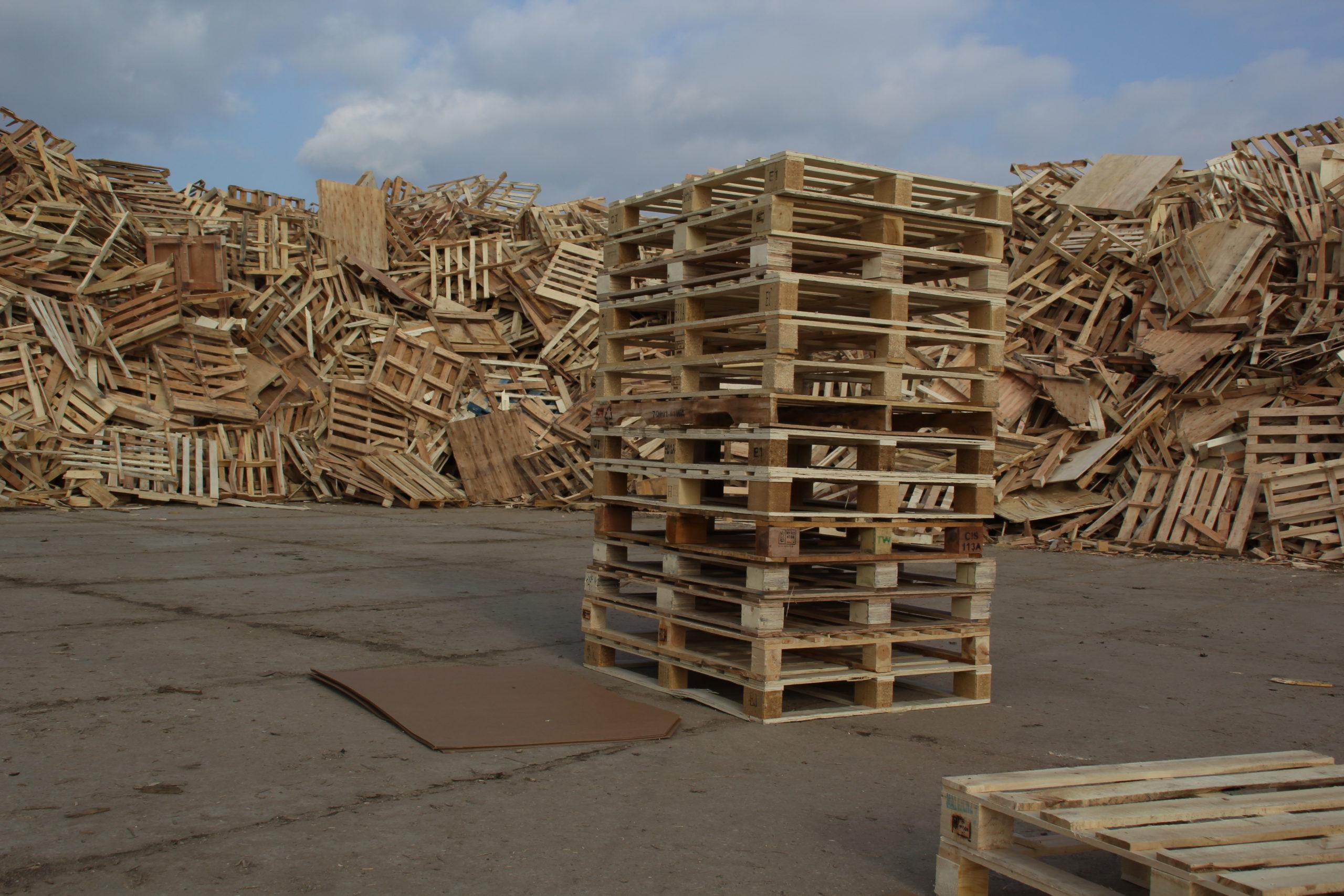 Porovnaní Slip Sheet a dřevěné palety