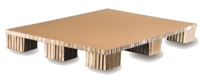 papírová paleta voština