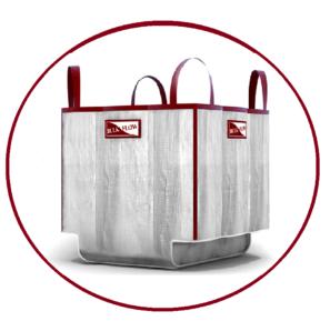 velkoobjemové vaky big bag